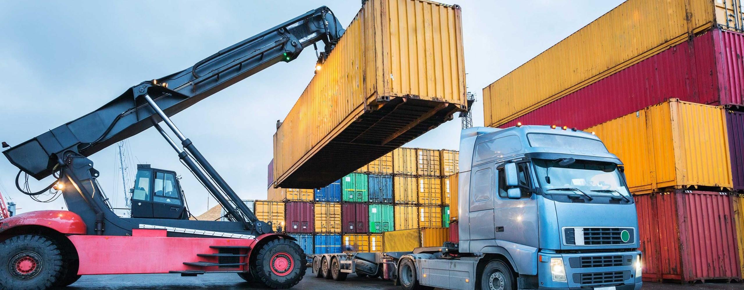 Blindagem de Container